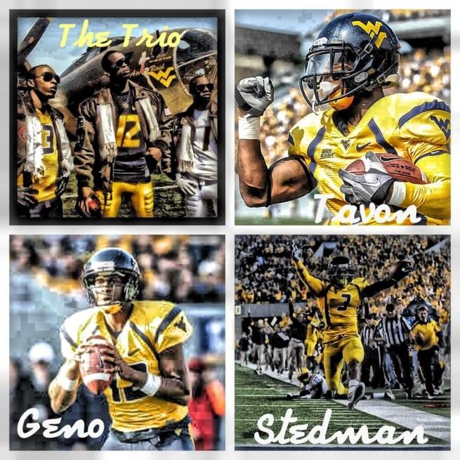 NFL Draft The Trio