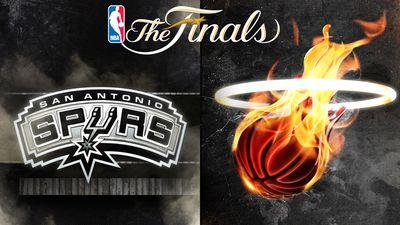 NBA Finals Heat - Spurs