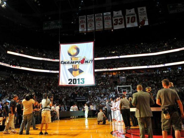 Heat 2013 Banner