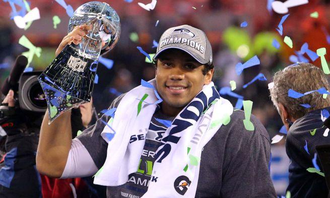 Russell Wilson Super Bowl
