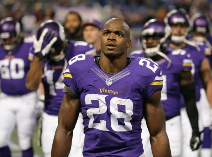 Adrian Peterson 2