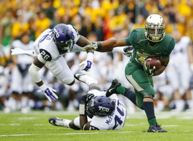 Baylor vs TCU