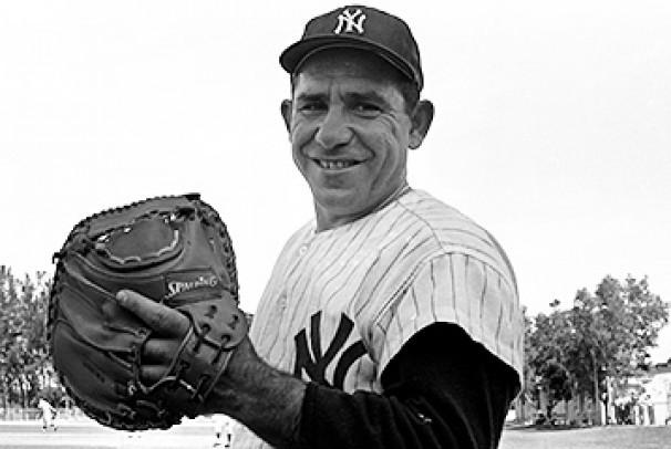 Yogi Berra 1