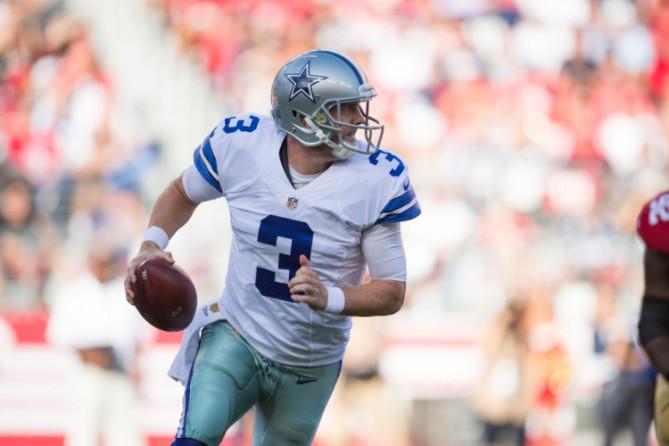 NFL: AUG 23 Preseason - Cowboys at 49ers