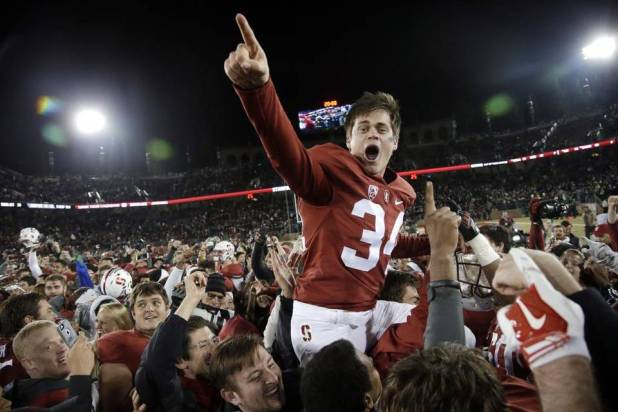 APTOPIX Notre Dame Stanford Football